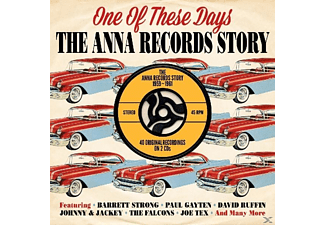 VARIOUS - One Of These Days-Anna - (CD)
