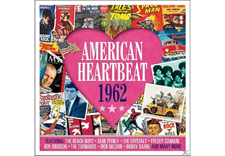 VARIOUS - American Heartbeat 1962 - (CD)