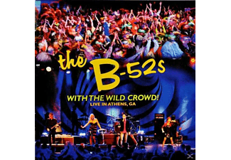 The B-52's - With The Wild Crowd! (CD)