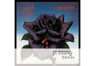 Thin Lizzy & Various, Thin Lizzy - Black Rose (Deluxe Edition) - (CD)
