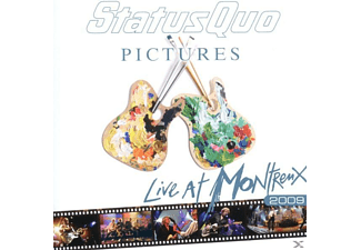 Status Quo - Live At Montreux 2009 [CD]
