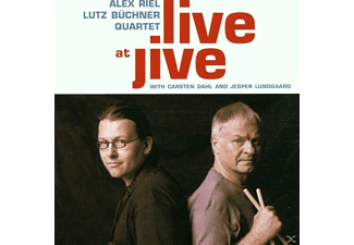 Alex / Lutz Buchner Quartet Riel - Live At Jive - (CD)