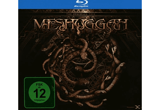 Meshuggah - The Ophidian Trek - (Blu-ray + CD)