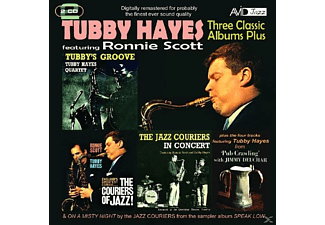 Tubby Hayes - 3 Classic Albums Plus - (CD)