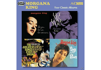 Morgana King - 4 Classic Albums - (CD)