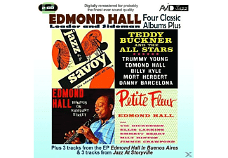 Edmund Hall - 4 Classic Albums Plus - (CD)