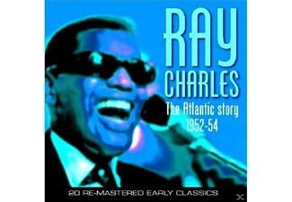 Ray Charles - Atlantic Story 1952-54 - (CD)