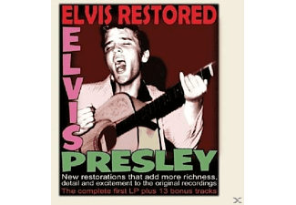 Elvis Presley - Elvis Restored - (CD)