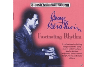 George Gershwin - Fascinating Rhythm - (CD)
