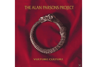 The Alan Parsons Project - Vulture Culture - (Vinyl)