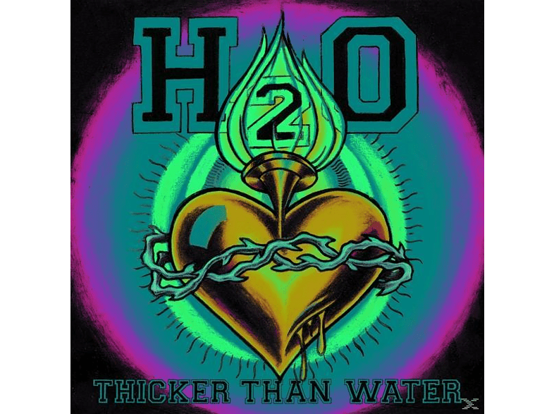 H2o - Thicker Than Water [Vinyl]