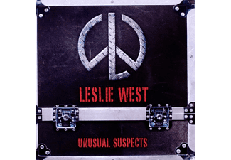 Leslie West - Unusual Suspects [CD]