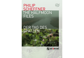 PHILIP SCHEFFNER - THE HALFMOON FILES & DER TAG DE - (DVD)