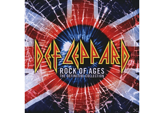 Def Leppard - Definitive Collection-Rock Of Ages - (CD)