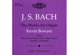 Kevin Bowyer - The Works for Organ - (CD)