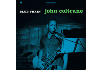 John Coltrane - Blue Train - (Vinyl)