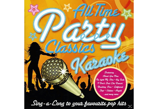 Karaoke - All Time Party Classics Karaoke (Cd) - (CD)