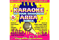 VARIOUS - Karaoke To Your Favourite Abba Songs [CD]