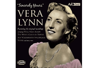 Lynn Vera - Sincerely Yours - (CD)