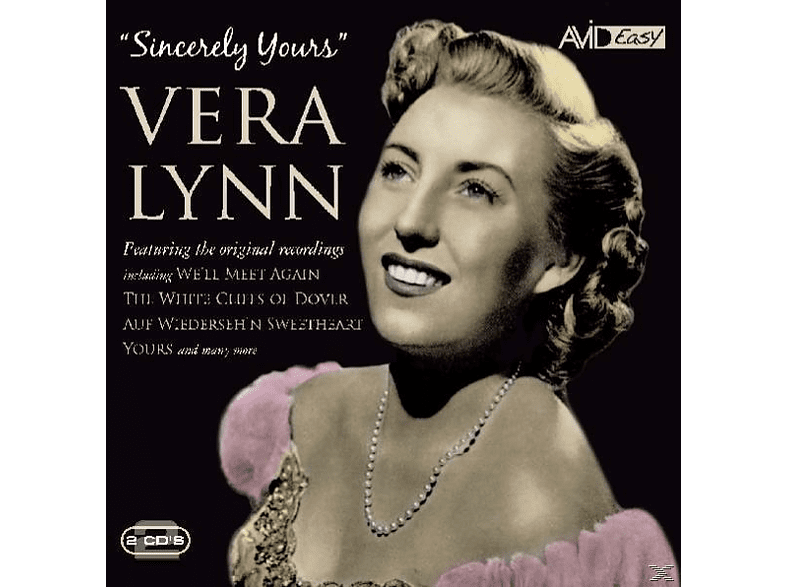 Lynn Vera - Sincerely Yours [CD]