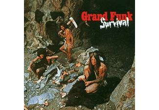 Grand Funk Railroad - Survival (CD)