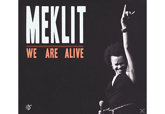 Meklit - We Are Alive [CD]