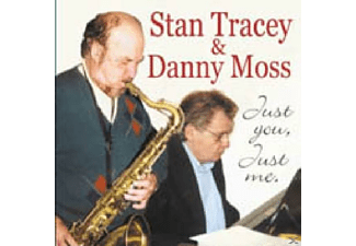 Tracey, Stan / Moss, Danny - Just You Just Me - (CD)