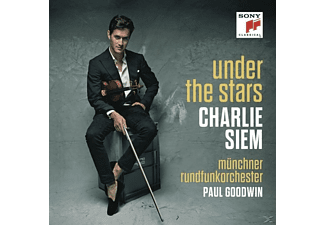 Charlie Siem - Under The Stars - (CD)