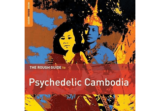VARIOUS - Rough Guide: Psychedelic Cambodia - (CD + Bonus-CD)