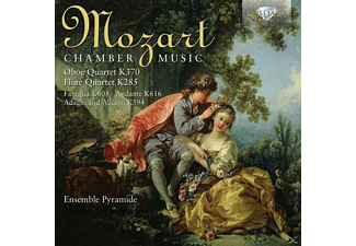 Ensemble Pyramide - Chamber Music - (CD)