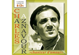 Charles Aznavour - Charles Aznavour-Chanteur D'amour - (CD)
