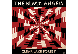 The Black Angels - CLEAR LAKE FOREST (12INCH CLEAR VINYL) - (Vinyl)