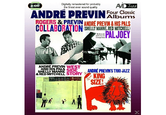 André Previn - 4 Classic Albums - (CD)