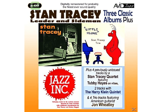 Stan Tracey - 3 Classic Albums Plus - (CD)