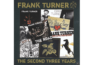 Frank Turner - Second Three Years - (CD)