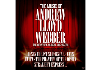 The New York Musical Orchestra - The Music Of Andrew Lloyd Webber - (CD)