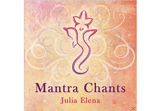 Julia Elena - Mantra Chants - (CD)