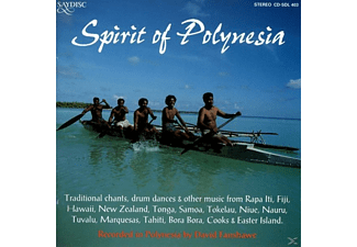 VARIOUS - World Music-Spirit of the Polyn - (CD)