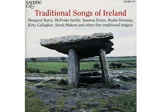 VARIOUS - Traditional Songs of Ireland - (CD)