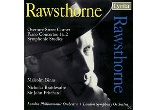 London Philharmonic & Sy Orc Binns - Overture Street Corner/Piano Co - (CD)