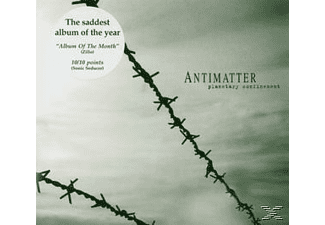 Antimatter - Planetary Confinement - (CD)