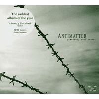 Antimatter - Planetary Confinement [CD]