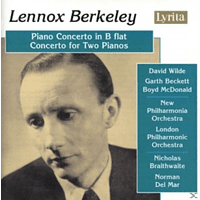 New Philharmonia Orchestra - Lennox Berkeley (1903-1989): Piano Concerto in B flat, Conce [CD]