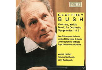 Brait Various Orchestras / Handley - Overture Yorick/Music for Orche - (CD)