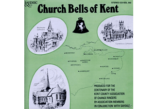 VARIOUS - Church Bells of Kent - (CD)