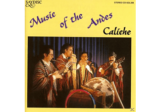 Caliche - Music of the Andes - (CD)