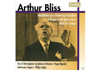 Birmingham Symphony Orchestra - Meditations on a Theme by John Blow, Music for Strings - (CD)