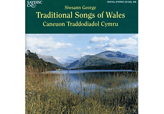 George/Bowen/Jones/Platter/+ - Traditional Songs of Wales - (CD)