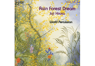 Joji Hirota - Rain Forest Dream - (CD)