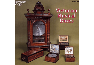 VARIOUS - Victorian Musical Boxes - (CD)